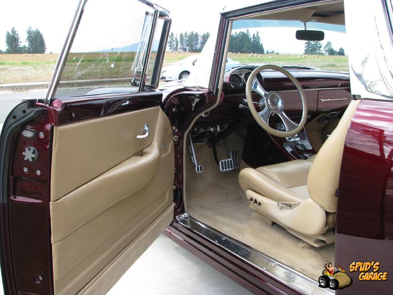 Ford 1955 - 1956 custom & mild custom 014e10