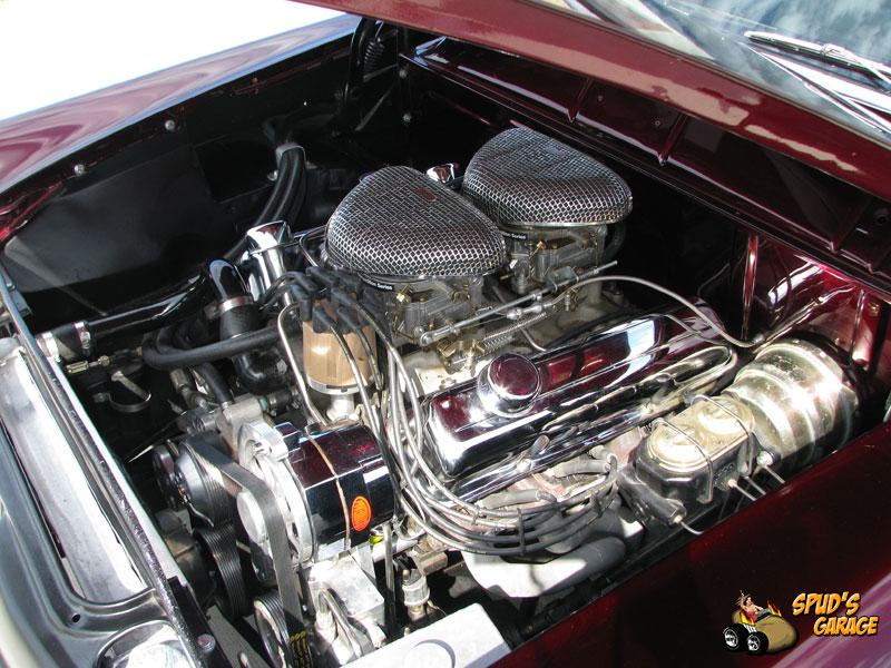 Ford 1955 - 1956 custom & mild custom 020e10