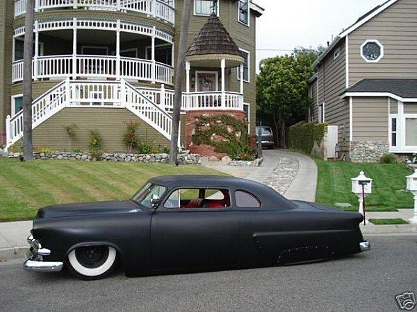 Ford 1952 - 1954 custom & mild custom 0313_310
