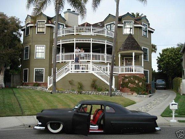 Ford 1952 - 1954 custom & mild custom 051a_310