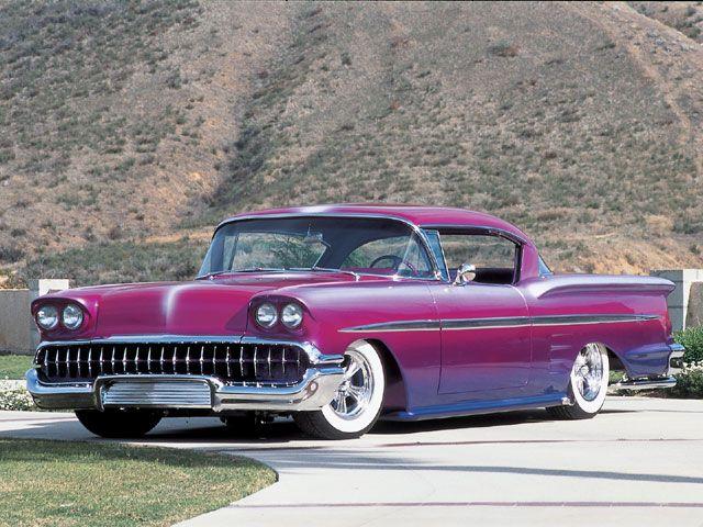 Chevy 1958 custom & mild custom 0608_r10