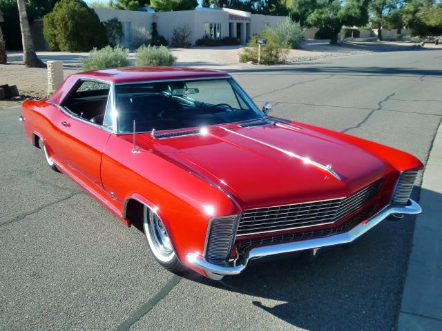 Buick Riviera 1963 - 1965 custom & mild custom 06_25210