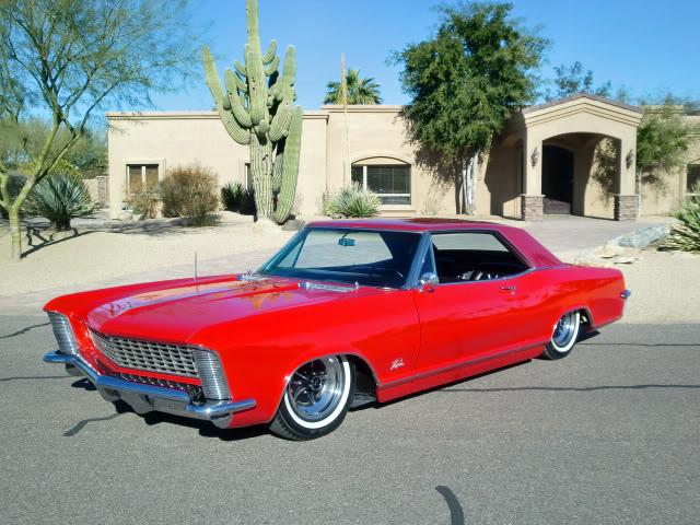 Buick Riviera 1963 - 1965 custom & mild custom 06_25410