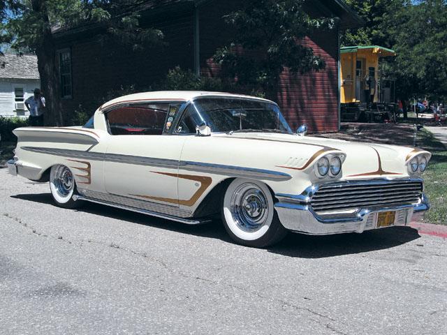 Chevy 1958 custom & mild custom 0701rc10