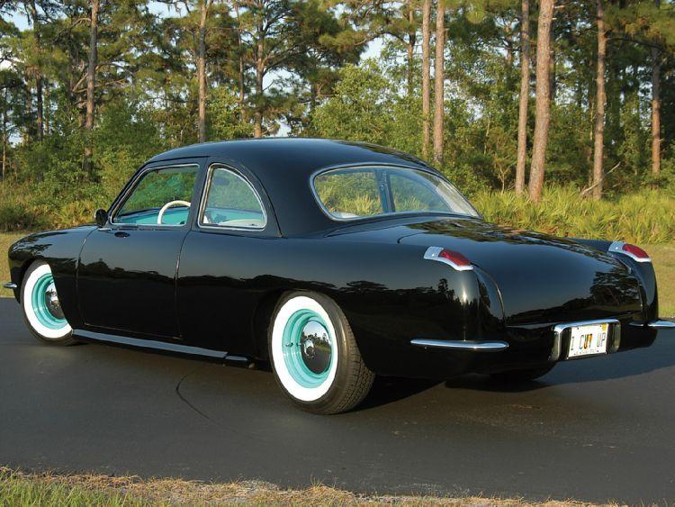 Ford 1949 - 50 - 51 (shoebox) custom & mild custom galerie 0703cr11