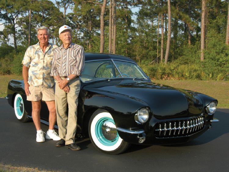 Ford 1949 - 50 - 51 (shoebox) custom & mild custom galerie 0703cr16