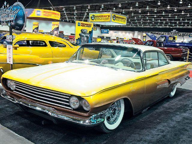 Chevy 1960 custom & mild custom 0807sr10
