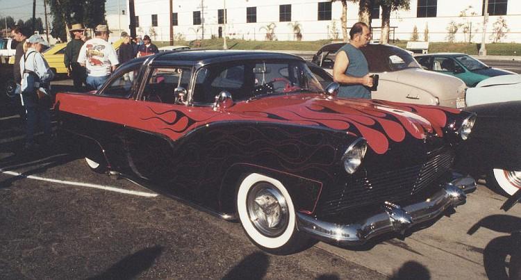 Ford 1955 - 1956 custom & mild custom 09-vi10
