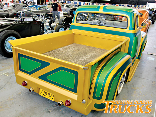 Ford Pick Up 1953 - 1956 custom & mild custom 0904cc12