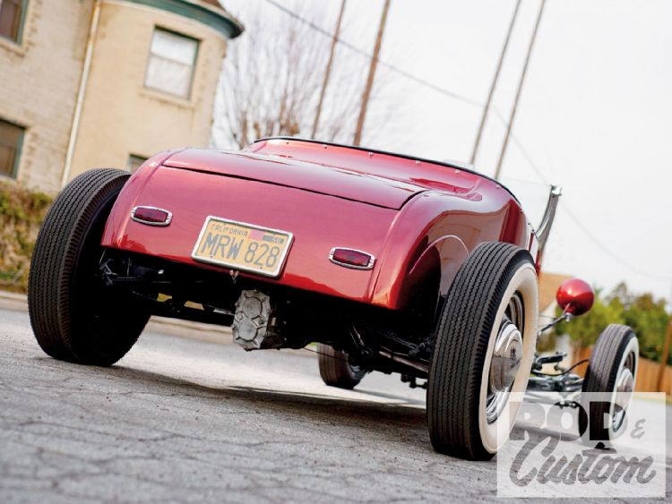 1927 Ford hot rod 1009rc11