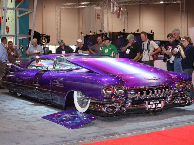 Cadillac 1959 - 1960 custom & mild custom 1011rc10