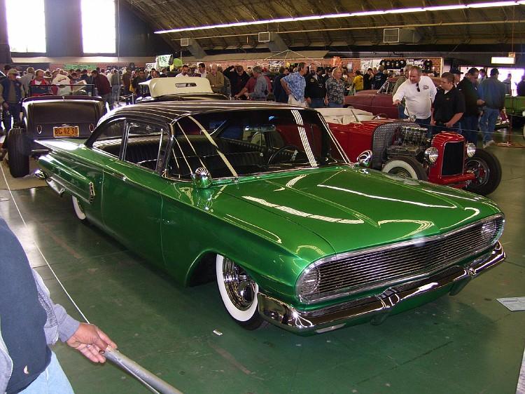 Chevy 1960 custom & mild custom 1033-v10