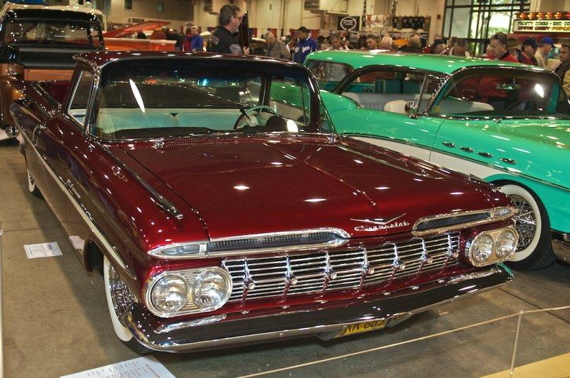 Chevy 1959 kustom & mild custom 10846911