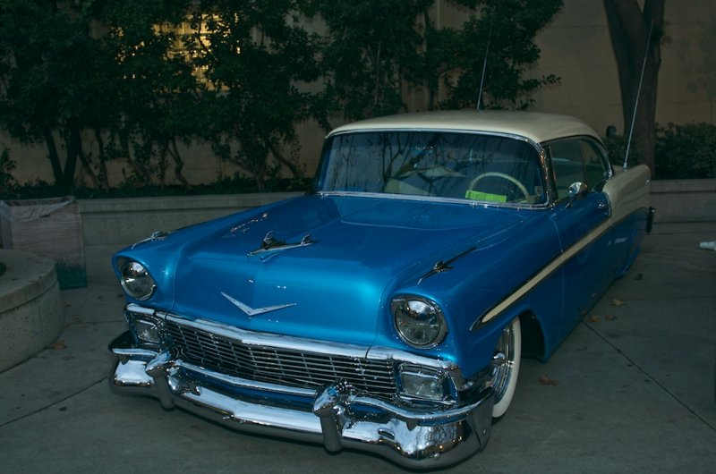 Chevy 1956 custom & mild custom 10853710