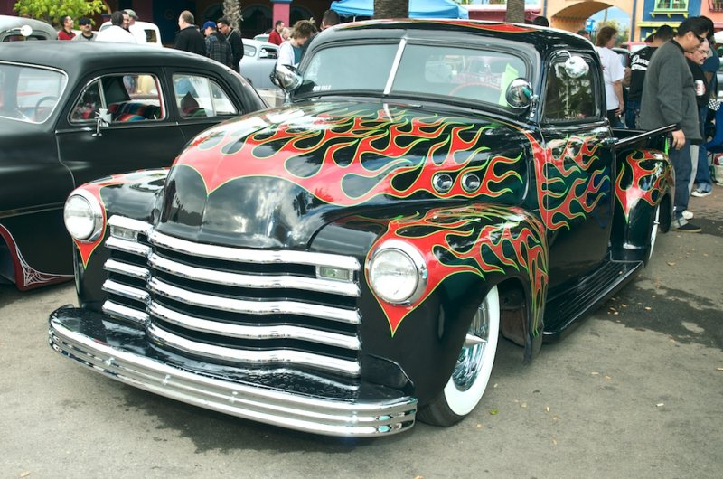 Chevy Pick up 1947 - 1954 custom & mild custom 10853711