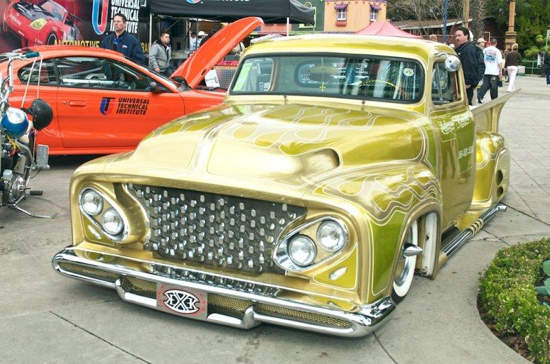 Ford Pick Up 1953 - 1956 custom & mild custom 10853712