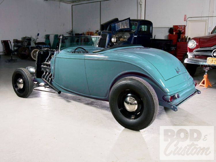 1933 - 34 Ford Hot Rod 1104rc11