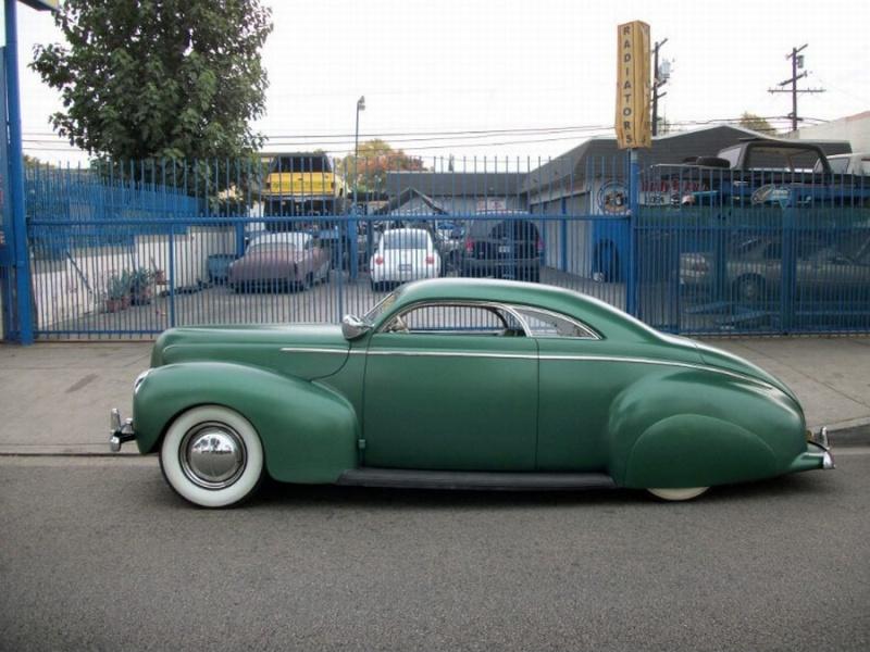 Ford & Mercury 1939 - 40 custom & mild custom 1105411