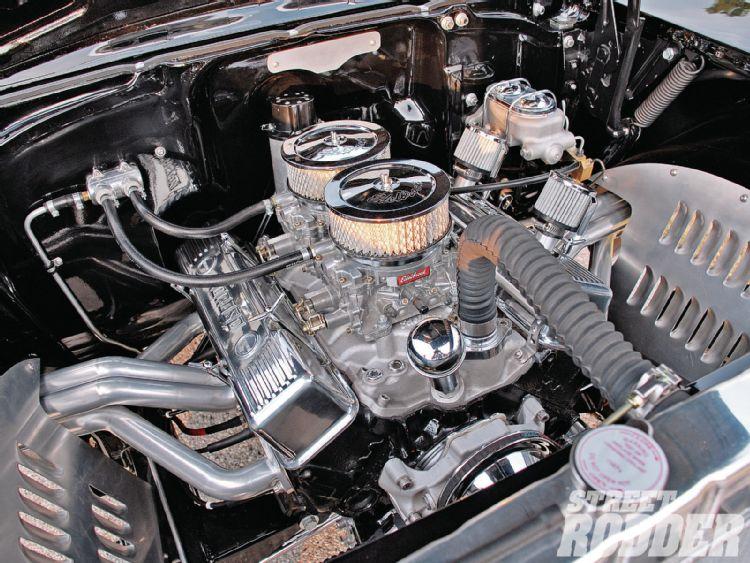 57' Chevy Gasser  1205sr11
