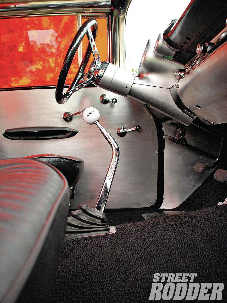 57' Chevy Gasser  1205sr14