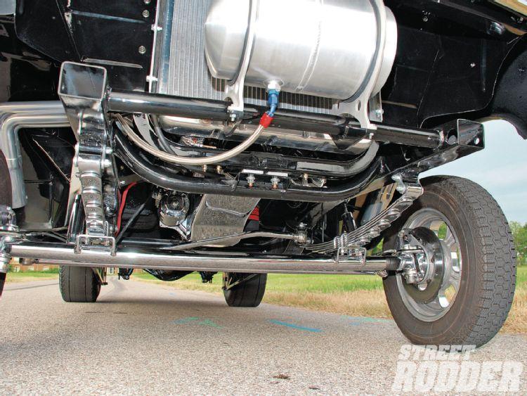 57' Chevy Gasser  1205sr17