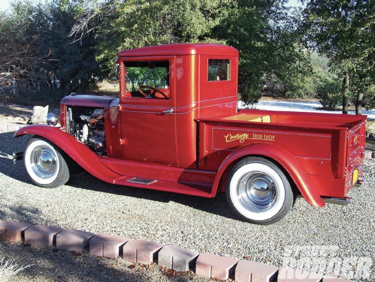 1930's Chevy hot rod 1207sr12