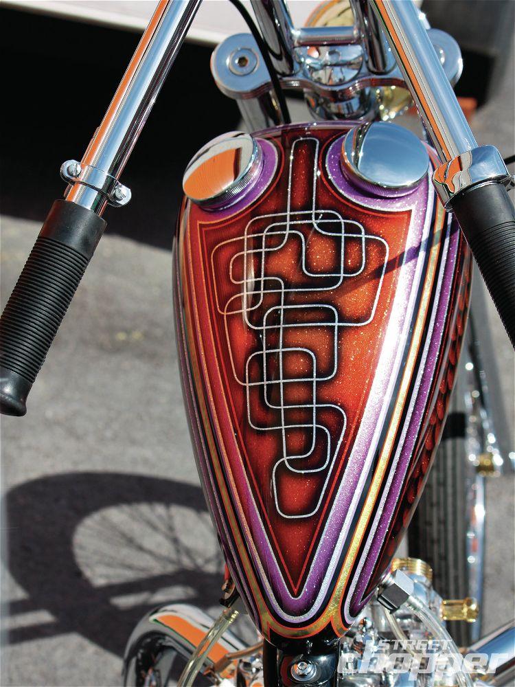 1966 Triumph Bonneville Rigid 1209-s10