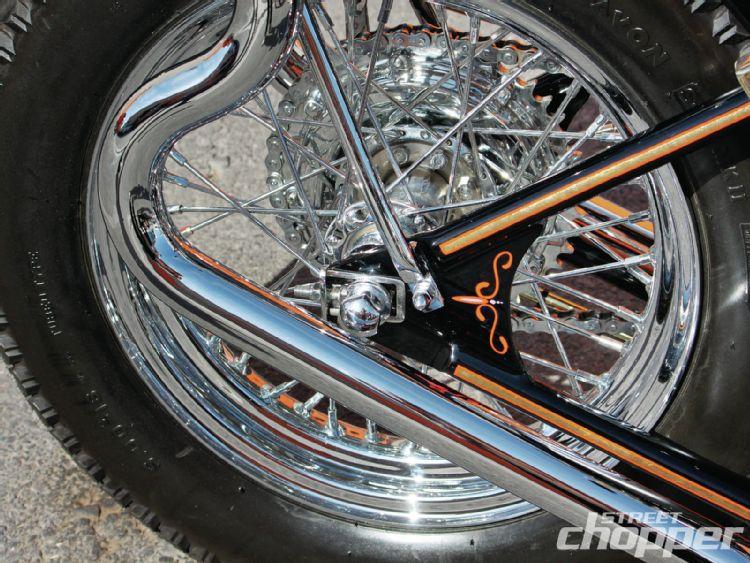 1966 Triumph Bonneville Rigid 1209-s20