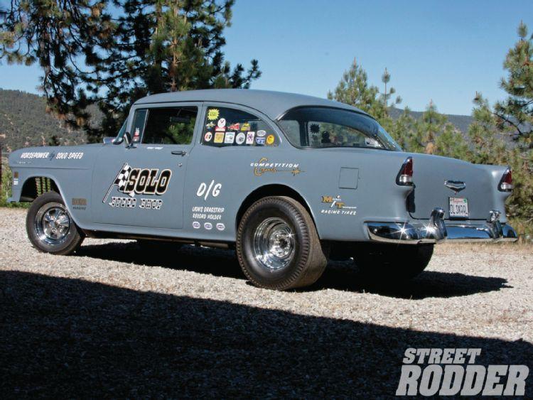 55' Chevy Gassers  1211sr11