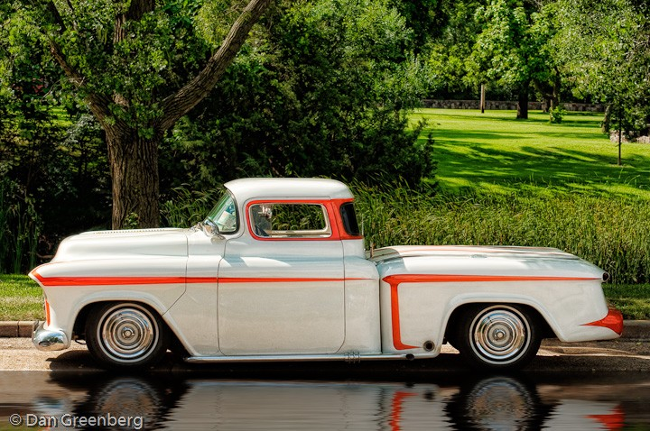 Chevy pick up  1955 - 1959 custom & mild custom 12762610