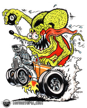 "Ed ""Big Daddy"" Roth  12953710"