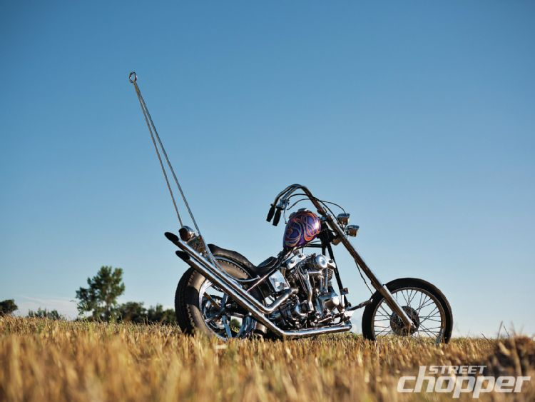 1975 Custom Chopper - Kevin Thoen  1301-s11