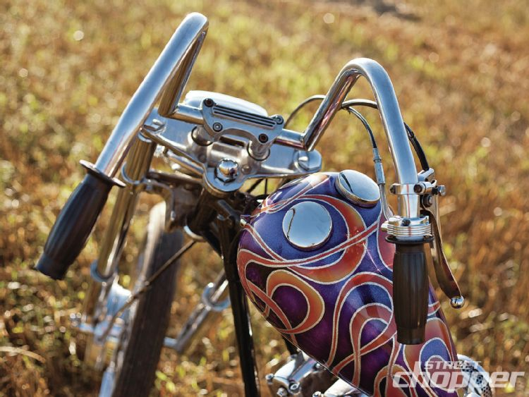 1975 Custom Chopper - Kevin Thoen  1301-s17