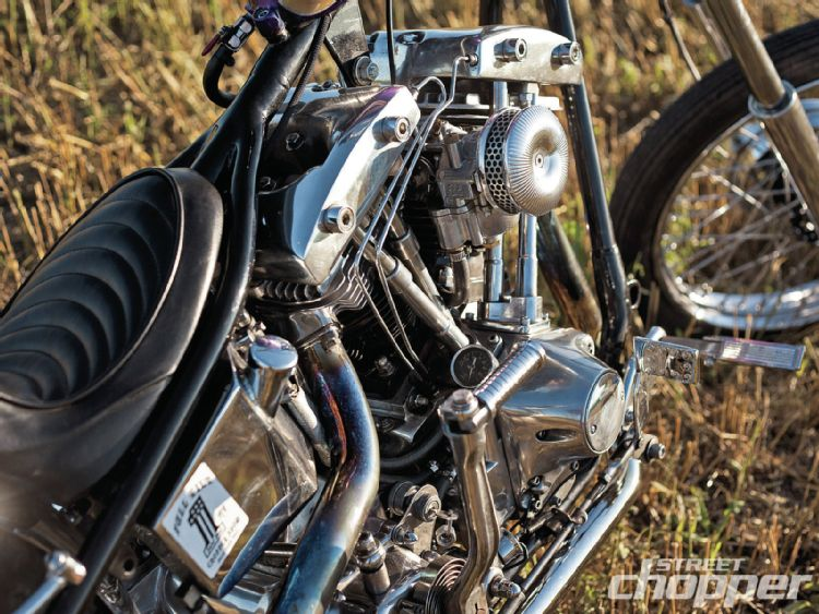 1975 Custom Chopper - Kevin Thoen  1301-s21