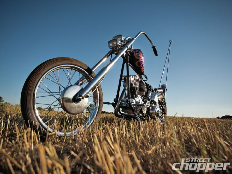 1975 Custom Chopper - Kevin Thoen  1301-s22