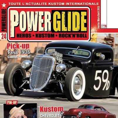 Powerglide magazine 14834410