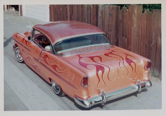Chevy 1955 custom & mild custom 14_410