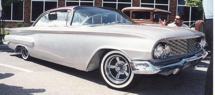 Chevy 1960 custom & mild custom 18-vi10