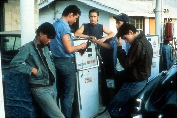 The Outsiders - Francis Ford Coppola - 1983  18857410