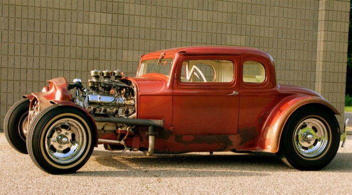 1932 Ford show rod survivor - Mr Roy 1932fo10