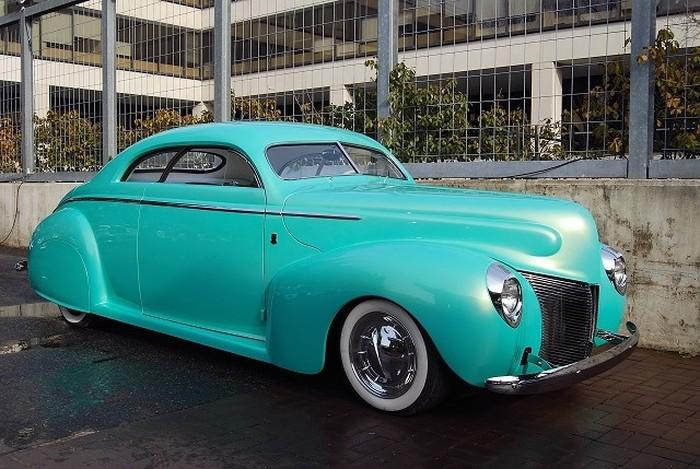 Rick Dore - Custom car creator 1940me10