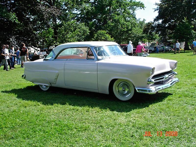 Ford 1952 - 1954 custom & mild custom 19522010