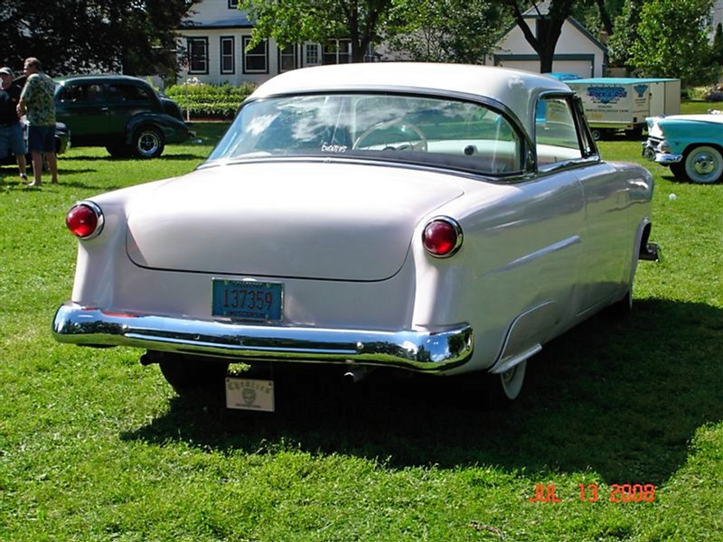Ford 1952 - 1954 custom & mild custom 19522012