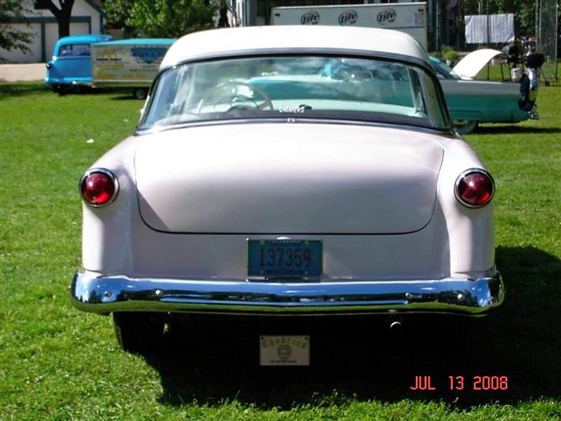 Ford 1952 - 1954 custom & mild custom 19522013