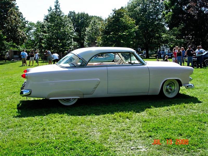Ford 1952 - 1954 custom & mild custom 19522014