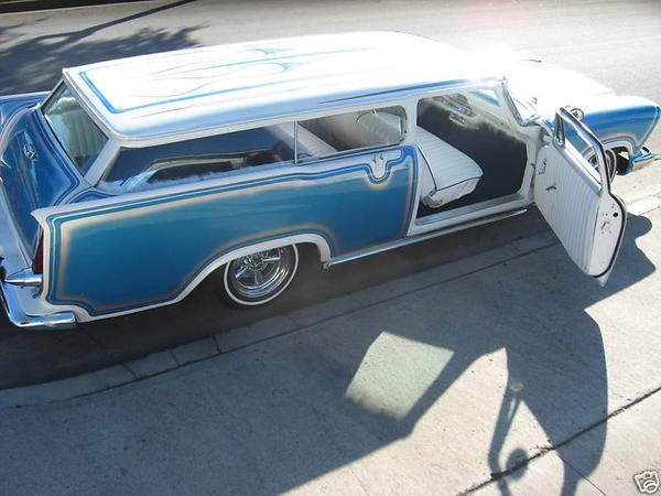 Plymouth  1957 - 1958 custom & mild custom 1957-p10