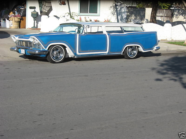 Plymouth  1957 - 1958 custom & mild custom 1957-p11
