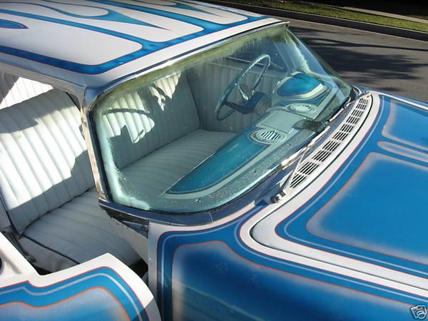 Plymouth  1957 - 1958 custom & mild custom 1957-p12