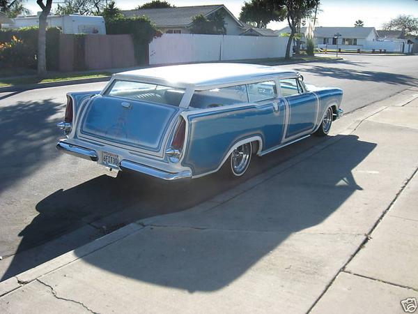 Plymouth  1957 - 1958 custom & mild custom 1957-p14
