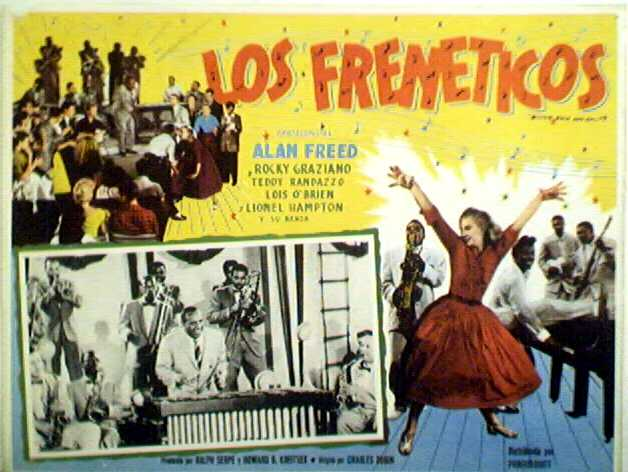 Mr Rock 'n' roll - Alan Freed 1957 1957mi10
